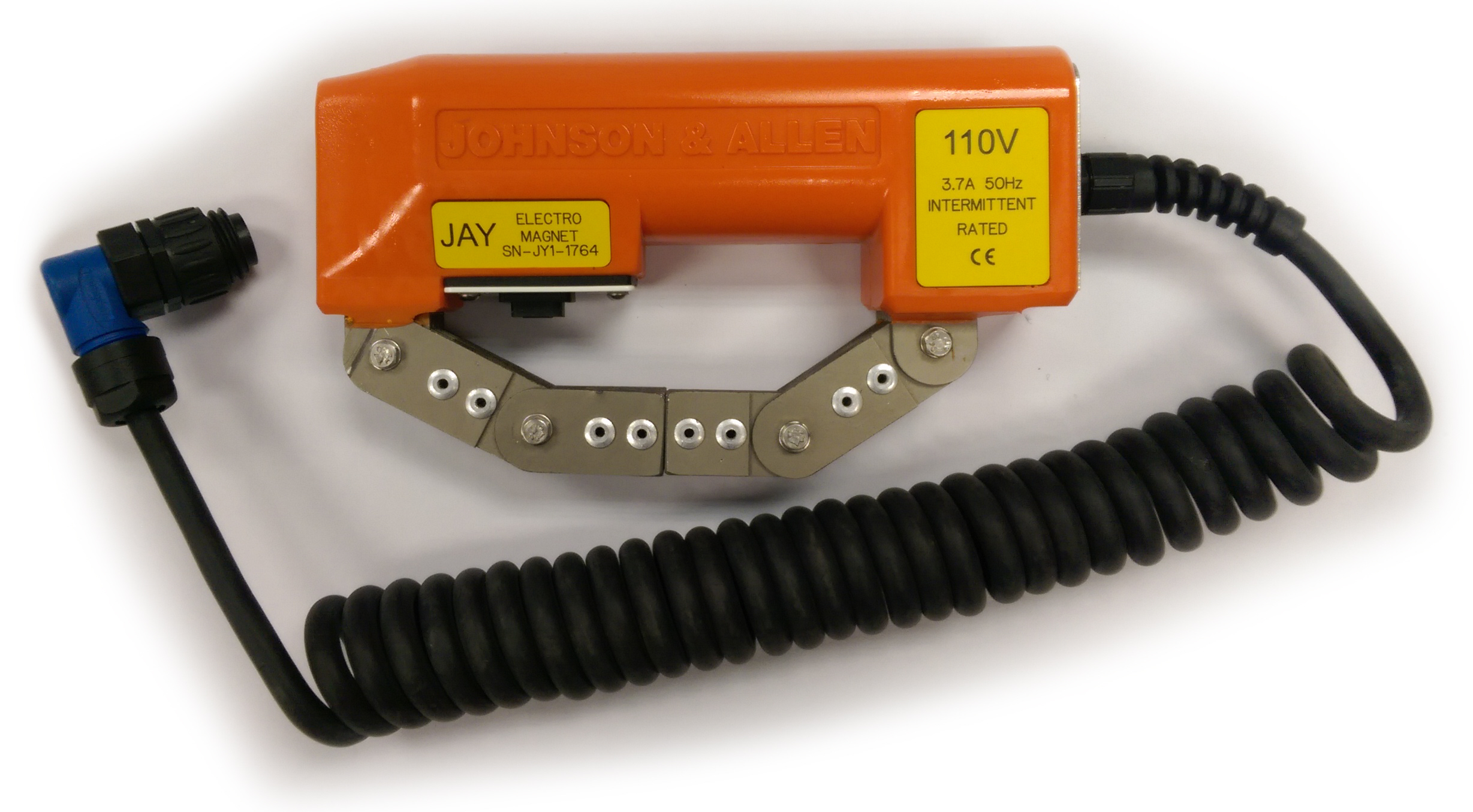 JAY NDT Yoke (with curly lead)