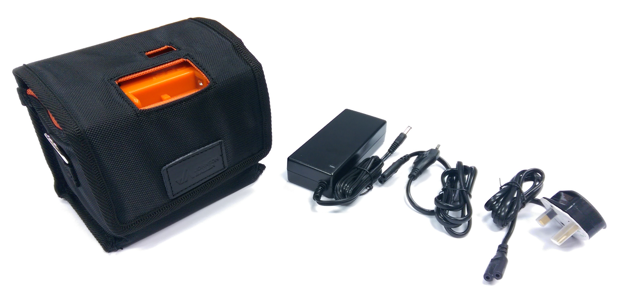 JAY-PAC 16Ah Battery (includes plugs shown)