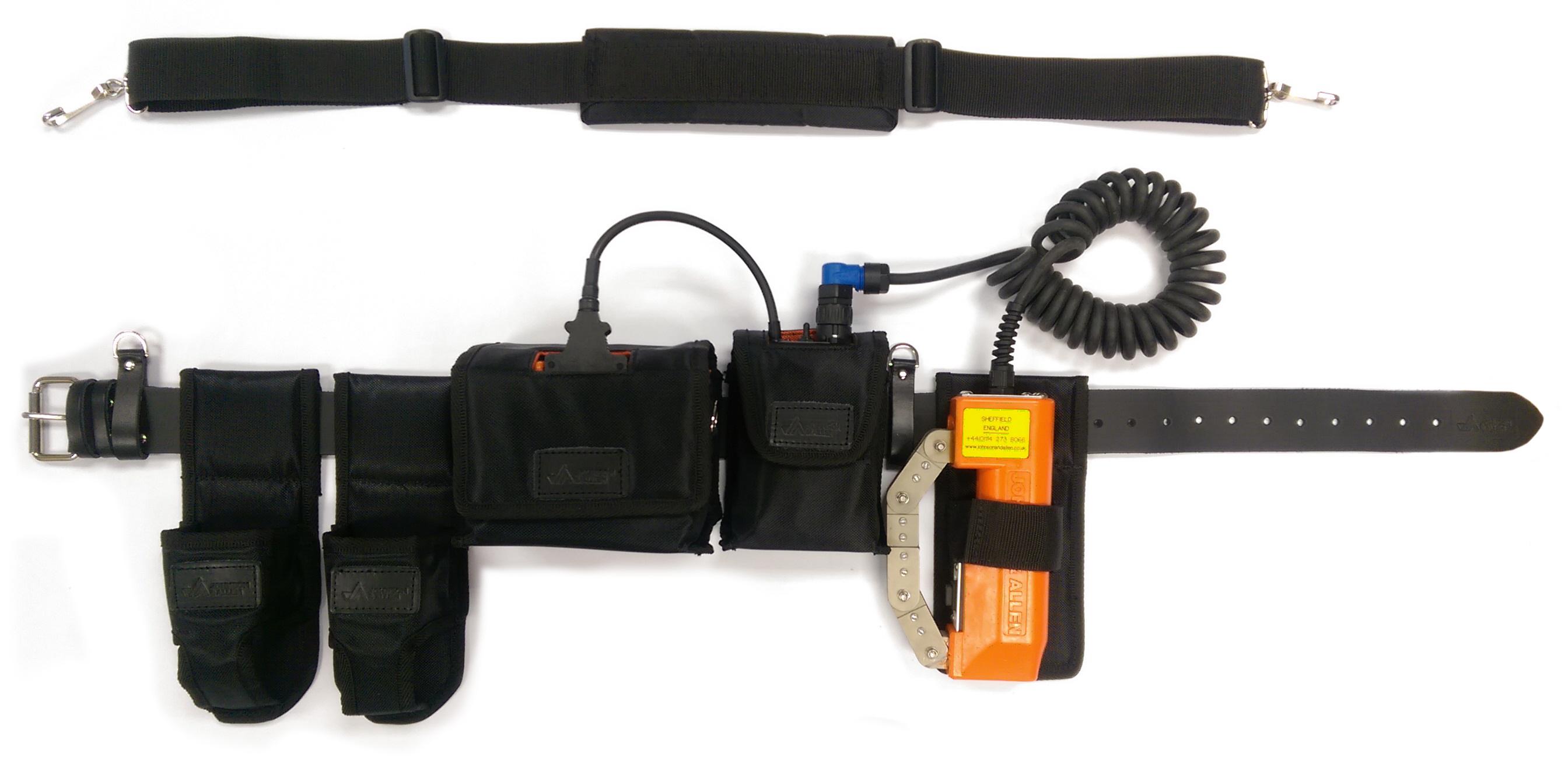 JAY-PAC - Battery Powered NDT Yoke Pack (belt form)